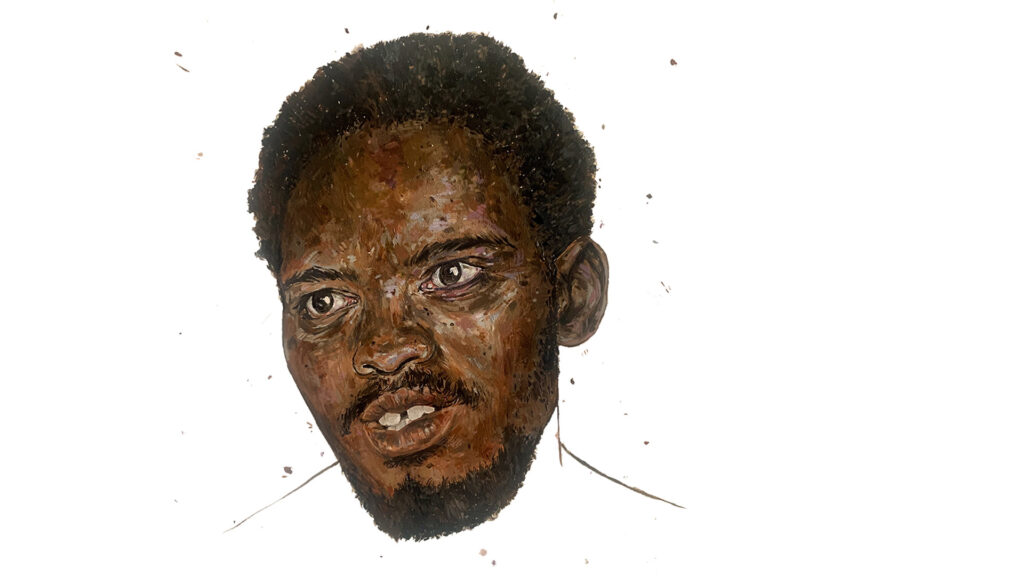 African HIstory Project - Biko - Painting copy