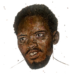 African HIstory Project - Biko - Painting 3 copy