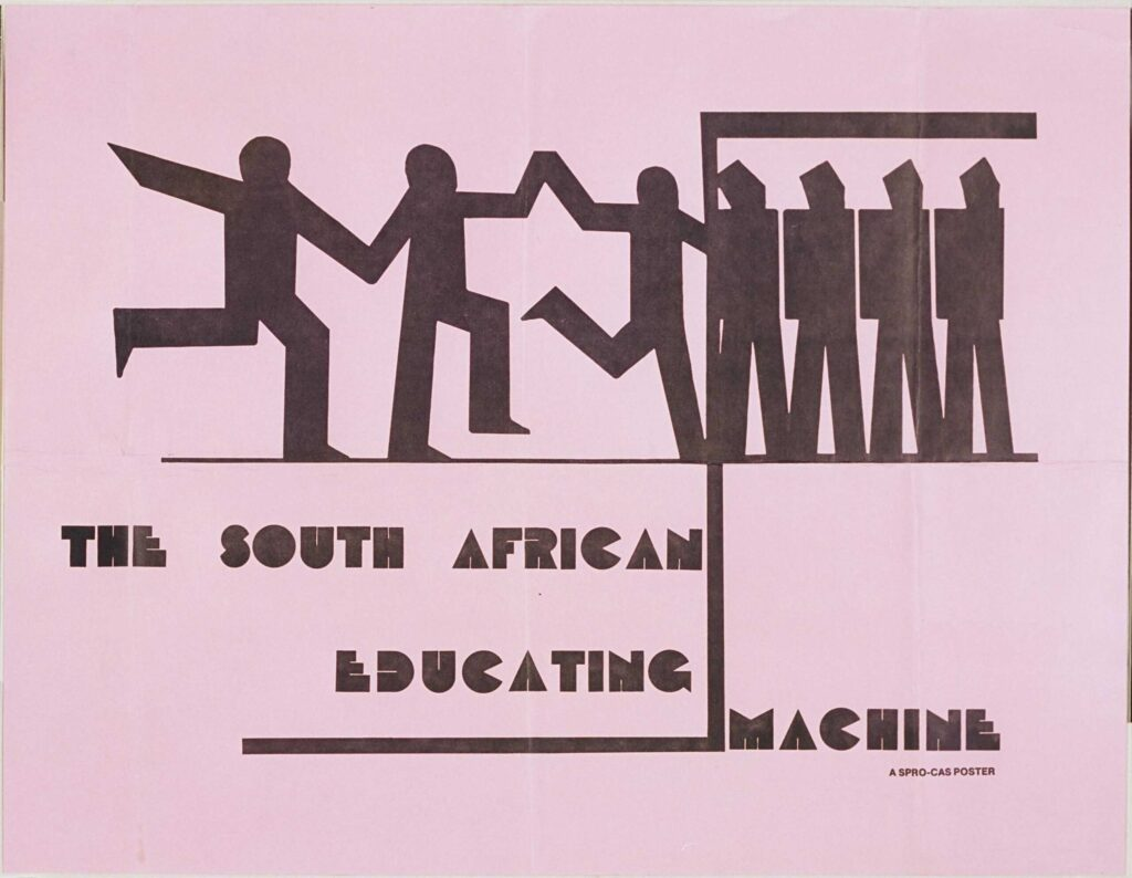 African History Project - Free South Africa Poster (2) copy