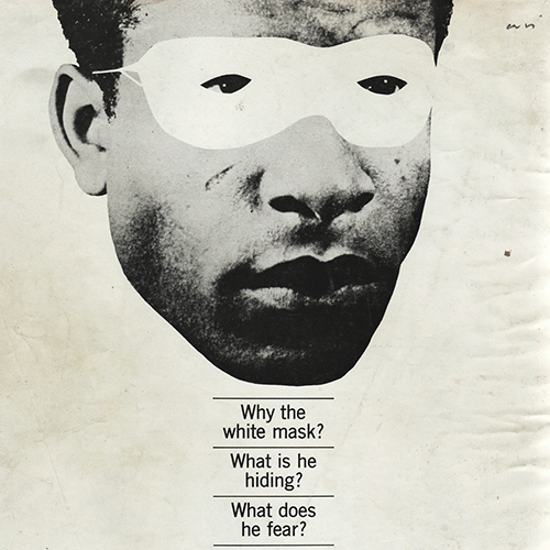African History Project - Fanon - Poster