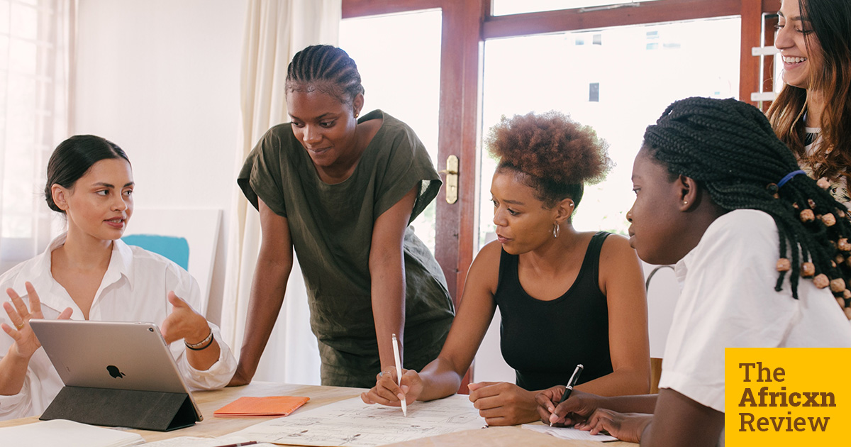 African History Project - Black Women Working Writing (1) - Social Preview copy