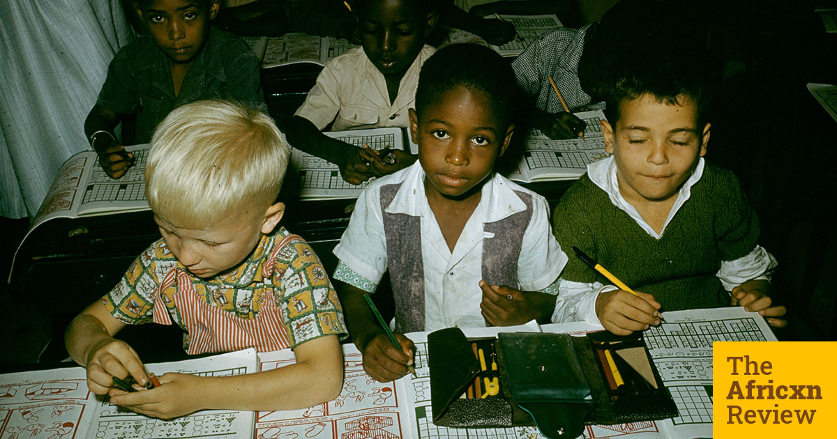 African History Project - Black Boy Studying - Social Preview copy