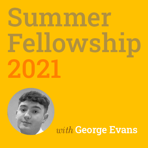 African History Project - Summer Fellowship - George